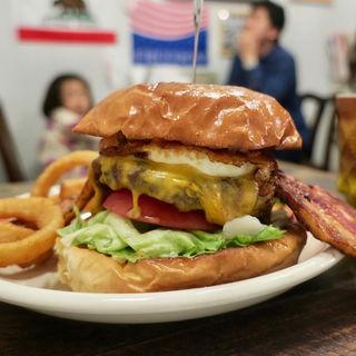 メイホクバーガー(MEIHOKU Burger)