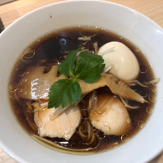 鶏清湯 中華そば(吉法師)