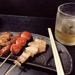 若宮舞松原ハシゴ酒セット(焼鳥はなび)