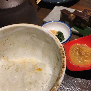 鯛茶漬け(別邸KOKORI)