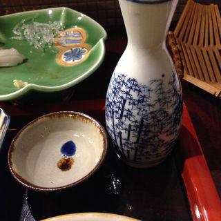 日本酒(石田屋旅館 (いしだやりょかん))