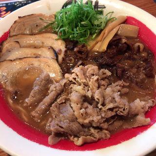 スペシャル肉祭り(徳島ラーメン人生 )