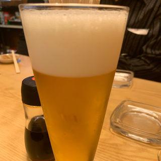 生ビール(大露路)