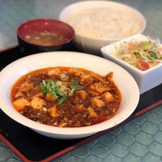 マーボー豆腐定食(チャイニーズ食堂菜々 )