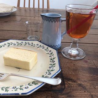 チーズケーキ(ル・プリュー (LE PRIEURE))