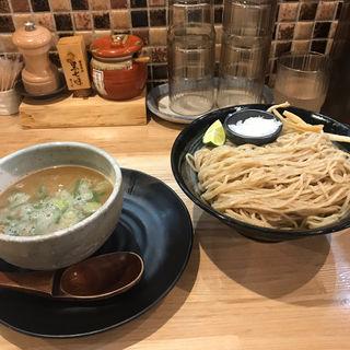 つけ麺 鶏魚介(大盛)(麺匠 たか松 四条店)