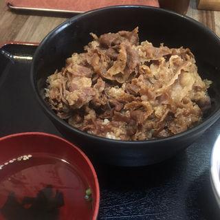 とろける牛丼(熊泰精肉堂)