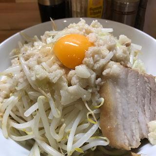 まぜそば(塩)(麺処 マゼル (MAZERU))