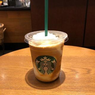 エスプレッソアフォガードフラペチーノ(スターバックスコーヒー アトレヴィ大塚店 (STARBUCKS COFFEE))