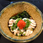 雲子ポン酢(鮨金 本店)