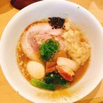 特製醤油そば(饗 くろ喜 (もてなし くろき/饗 くろ㐂))