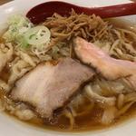 醤油ラーメン(麺や七彩)