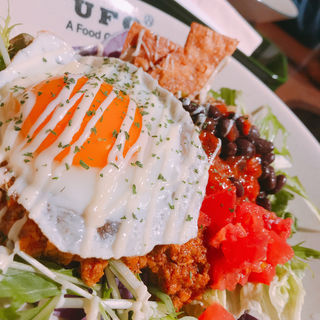 """KING"" Tacoライス(WIRED CAFE Hakata9店)"