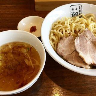 淡麗しゃばしゃば塩つけ麺(自家製麺 麺屋 翔)