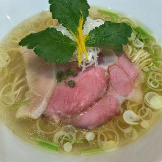 鶏そば(醤油)(麺LABOひろ)