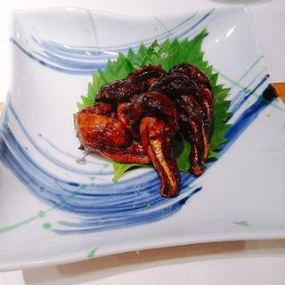 肝焼き(うなぎ処 山道)