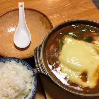 チーズカレー(ひだかや )