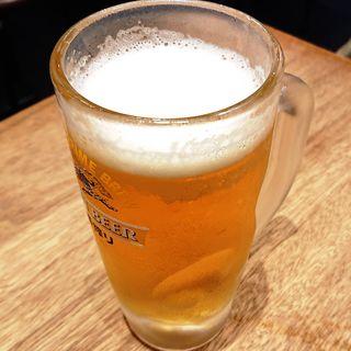生ビール(串かつ でんがな 元住吉店 )