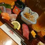 若宮舞松原ハシゴ酒セット(旬味旬菜 大和)