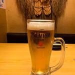 生ビール(ハッピーアワー)