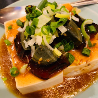 ピータン豆腐(黒門市場 )
