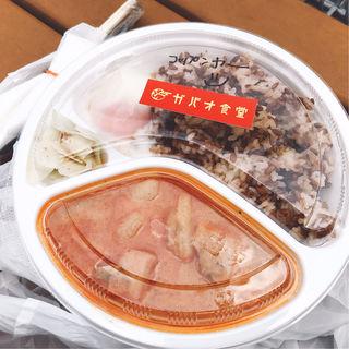 マッサマンカレー(ガパオ食堂(Nicopic))