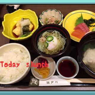 おすすめ定食(江戸川)