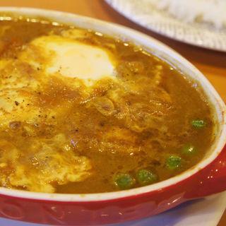 ローストチキンカレー(Kikuya Curry (キクヤ カリー))