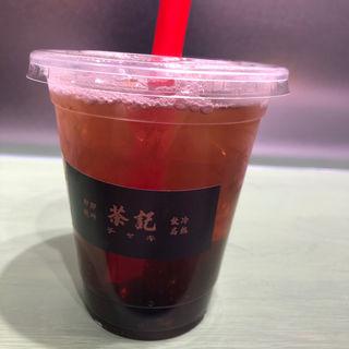 タピオカレモンティー(茶記)