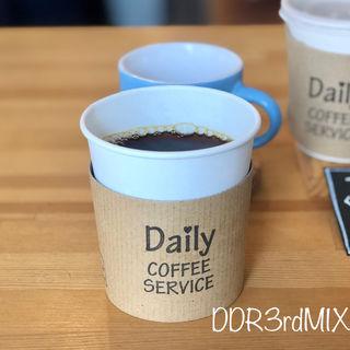 ホット バランス(グアテマラ)(デイリー コーヒー サービス (Daily COFFEE SERVICE))