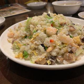 海鮮醬炒飯定食(XI'AN 新宿西口店 (シーアン))