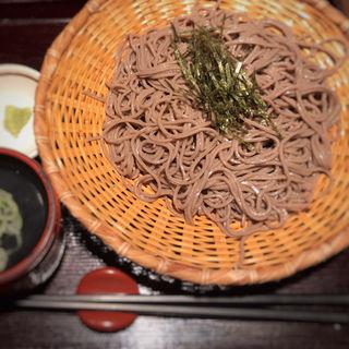 ざる蕎麦(そじ坊 新大阪駅味の街店 )