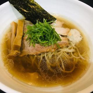 和だし醤油ラーメン(らーめん小屋 歩)