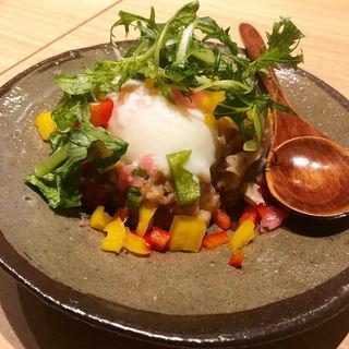 ポテトサラダ(野菜酒場あしおと)