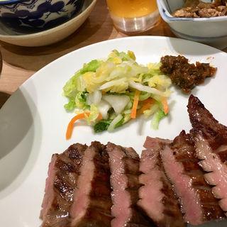 牛たん定食(仙臺たんや 利久 東京駅店 (せんだいたんや りきゅう))