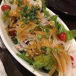 豚しゃぶサラダ ハーフ(旬味旬菜 大和)