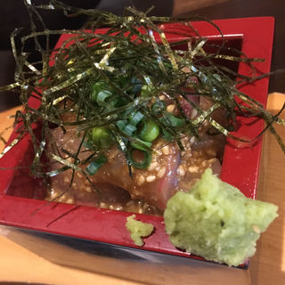 胡麻カンパチ(旬味旬菜 大和)