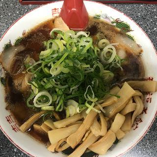 中華そば 並(新福菜館 守口店 (ラーメン SHINPUKU))