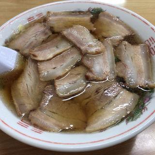 肉そば(古川農園 (ふるかわのうえん))