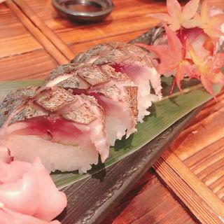鯖のの棒寿司(はるや )