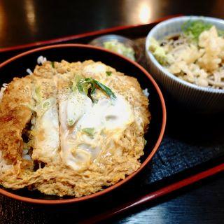 カツ丼(そば処なかむら )
