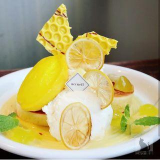 LEMON 天使のクリーム×レモンの花のはちみつ(アクイーユ )