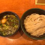 鶏白湯のつけ麺200g