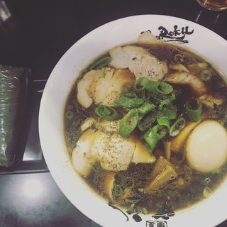 中華そば(麺屋 丈六)