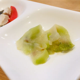 青搾菜(中華ダイニング グルペット)