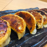 焼き餃子(中華ダイニング グルペット)