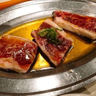 骨つきカルビ(焼肉ヒロ )