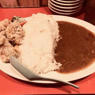 台湾ミンチカレー(郭 政良 味仙 東京神田西口店)