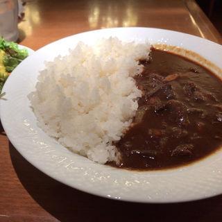 牛すじカレー(ドンピエール エクスプレスカレー 東京駅店 (dom Piere Express CURRY))