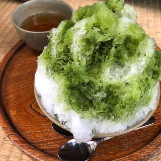 赤福氷(赤福 本店向かい別店舗 )